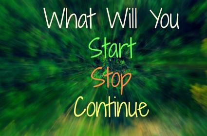start stop continu